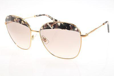 6245ccc11b37 New original Miu Miu SMU 53QS DHE-3H2 59 Women`s Sunglasses Havana Marble  White