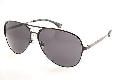 e32599e65ba4 New original Emporio Armani EA 2032 3128 87 59 Sunglasses Matte Brown on  Black