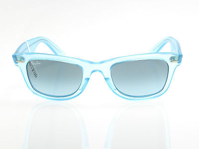 260eff3acf New original sunglasses Ray Ban RB 2140 6055 4M 50 Wayfarer Ice Pop  Blueberry