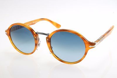 2b0ba6a84078a New authentic sunglasses Persol Typewriter 3129S 960 S3 48 Striped ...