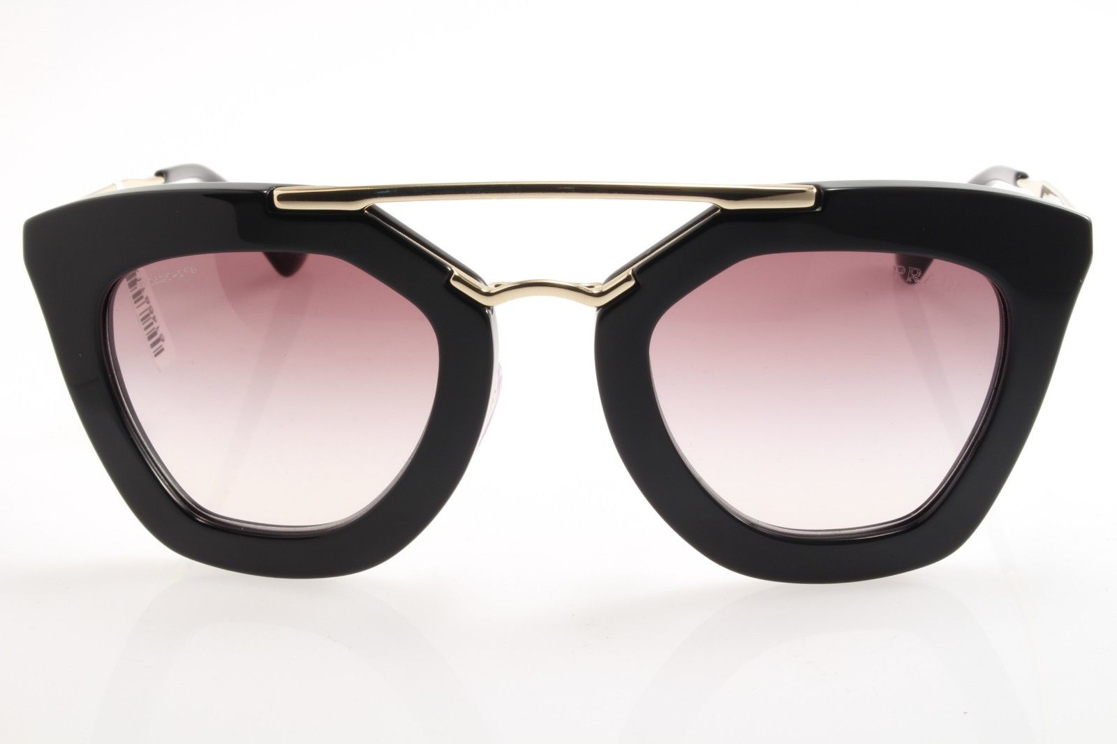 c0cd024b1b ... discount code for new original prada cinema spr 09qs 1ab 0a7 49  sunglasses womens black gradient ...