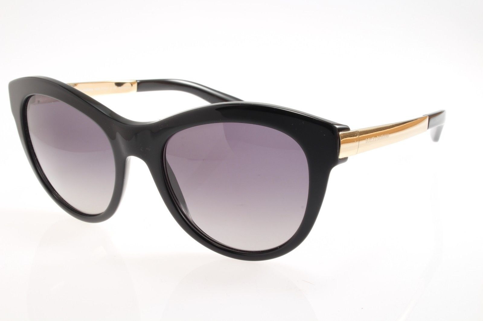 f797df84a13 New original Dolce Gabbana Women Sunglasses DG 4243 501 T3 53 Black  Polarized